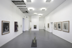 Ausstellungsräume im EG, sollen zukünftig der Kreativwirtschaft in Dortmund Platz geben