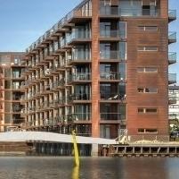 Frederikskaj Housing, Kopenhagen/DK – Dissing + Weitling Architecture, Kopenhagen/DK