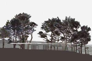 The Secular Retreat (Architekt: Peter Zumthor)<br />