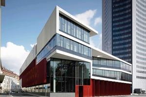 Markant und geschickt in den Stadtraum integriert – die neue Mensa in Leipzig <br />