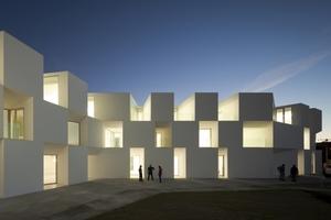 Finalist: Seniorenheim, Alcácer do Sal, Portugal, Aires Mateus Arquitectos