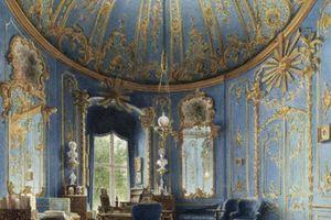 Was sagt uns das Schreibzimmer Friedrich des Großen? Die Gesellschaft Berliner Schloss möchte  seine Rekonstruktion vom Steuerzahler bezahlen lassen, damit dieser für weiteres das Portemonnai öffnet