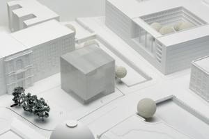 2. Preis: Grüntuch Ernst, Berlin, Modell