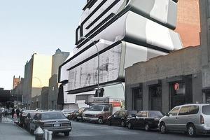 Eyebeam, Atelier und Museum, Chelsea/New York, 2001<br />