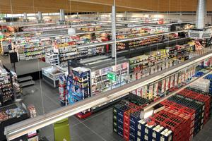 Märkte der Rewe Group werden energieeffizient geplant, um Kosten zu sparen