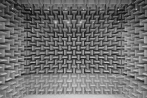Reflexionsarmer Raum der Technischen Akustik
