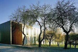 Mit dem Biohotel Hörger gewannen Deppisch Architekten aus Freising den Europäischen Architekturpreis Energie + Architektur 2011