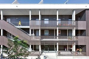 Preisträger des Jahres 2012: Wohnanlage Hollerstauden (Ingolstadt), Bogevischs Büro – Architekten und Stadtplaner, München (siehe DBZ 5/2014)