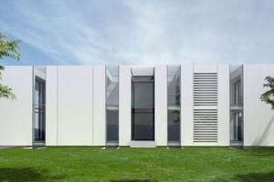 """Mehrgenerationenhaus in Reutlingen, von """"Braun Associates"""", Beispiel für intelligente Energiekonzepte"""