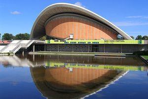 Kongresshalle Berlin - Architekt Hugh Stubbins