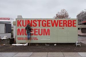 Ein Museum auf der Suche; nach mehr Besuchern beispielsweise