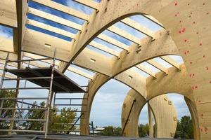 Pavillon Hafenspitze, Düsseldorf – Architekten: Jurek m. Slapa, Helmut Oberholz, Daniel Kohlmeyer im Auftrag von JSK Architekten