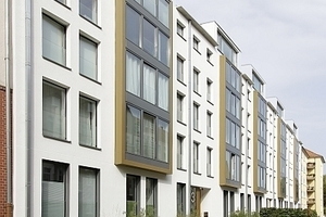 Die Risaliten der Gründerzeitbauten sind nun (meist) Schlafzimmererweiterungen zur Wohnstraße hinaus