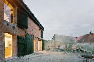 """und der Newcomer-Award für das """"Haus Stein"""" von Jan Rösler Architekten, Berlin..."""