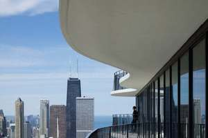 Aqua Tower in Chicago, Studio Gang