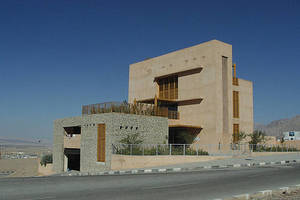 Passives Solardesign: Aqaba Residence Energy Efficiency in Jordanien von Florentine Visser/NL wurde mit dem Energy Globe Award 2007 ausgezeichnet