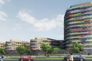 M 1.3 Neubau der Behörde für Stadtentwicklung und Umwelt