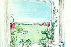 Roskilde in Dänemark, entworfen 1944: Die Vision einer Stadtlandschaft war in der Mitte der Vierzigerjahre über die engen Grenzen der Länder hinweg zu einem europäischen Leitbild entwickelt