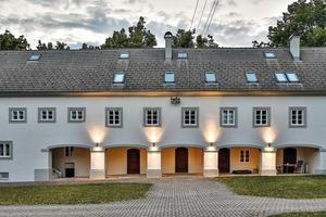 Österreichischer Fassadenpreis, 1. Preis: Wohnhaus Kautzenerstraße 102, Dobersberg/AT