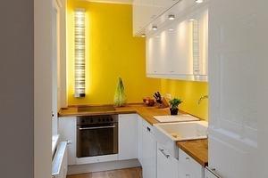 Im Erdgeschoss wurde ein Allraum entwickelt mit neuer Wohnküche<br />