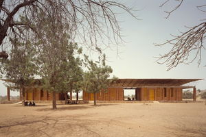 Gando Primary School; Gando, Burkina Faso, 2001