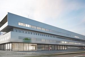 Planungswettbewerb Feuer- und Rettungswache Wolfsburg, 1. Preis, Gatermann+ Schossig, 2014