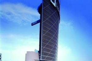 Interbank Headquarter, Lima, Peru, 1995-2001 Auftraggeber:  Interbank, Lima, Peru