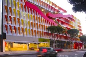 City of Santa Monica Public Parking Structure