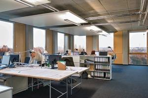 Die Gebäudetechnik ist als integraler Bestandteil der Planung nachhaltig bis ins Detail entwickelt worden