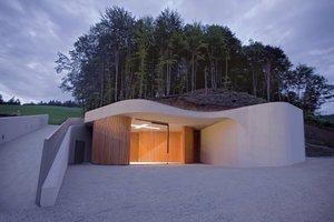 Aussegnungskapelle - Ofis Arhitekti