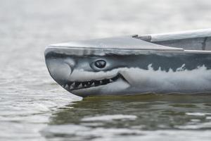 Das Boot Great Grey der Bauhaus-Universität Weimar bei der Regatta 2015