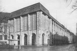 Warenhaus Wertheim, Kopfbau zum Leipziger Platz (1905)