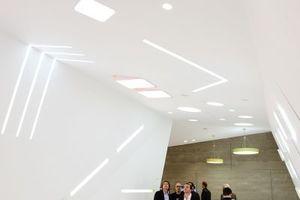 Lichtlösungen zum Anfassen auf der Light+Building 2012