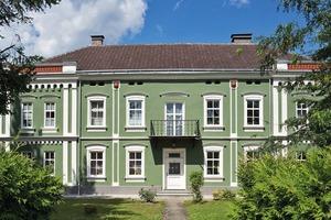 Österreichischer Fassadenpreis: Villa, Loosdorf