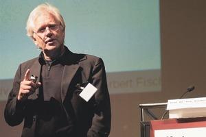 Prominenter Referent in Stuttgart: Prof. Dr.-Ing. M. Norbert Fisch