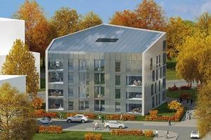 EnergiePlus-Mehrfamilienhaus der Nassauischen Heimstätte in Frankfurt-Riedberg – HHS Planer und Architekten, Kassel