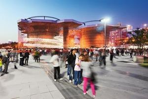 Schweizer Pavillon für die EXPO 2010 in Shanghai<br />