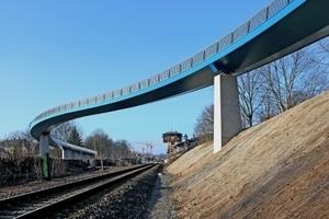 Brückenbaupreis 2012 an Brücke in Flöha