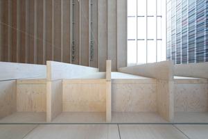 Holzbaupreisträger 2015: Immanuel-Kirche in Köln von Sauerbruch Hutton, Berlin
