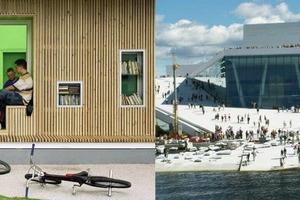 Klein oder groß: Salbke (l.) gewinnt mit Oslo einen international wichtigen Preis<br /><br />