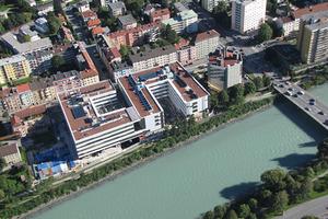 Universitäten für Chemie/ Pharmazie und Theoretische Medizin - dina4 Architekten, Innsbruck