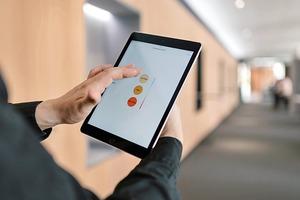 Eine App ermöglicht individuelle Einstellungen von mobilen Endgeräten aus