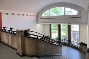 Treppenhaus im Dachgeschoss<br />
