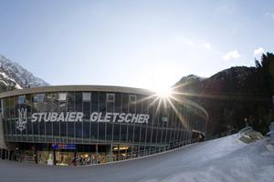 Talstation Stubaier Gletscher, Außenansicht - Orgler ZT-GmbH