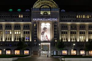Das Rotterdamer Büro OMA mit Rem Koolhaas hat ein außergewöhnliches Konzept für das 100 Jahre alte Gebäude des Kaufhaus des Westens entwickelt