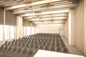 Green Campus Temporärer Hörsaal