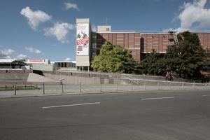 Wird gerne verschwiegen, wenn es um das Kulturforum geht: das Kunstgwerbemuseum von Gutbrod, reanimiert von Kuehn Malvezzi