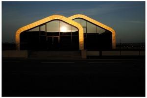 Goldig: Das Besucherzentrum Vitarium Luxlait, Bissen (Luxemburg)<br />