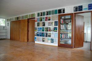 Bibliothek im Ernst Neufert Haus