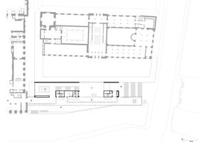 Grundriss James-Simon-Galerie, Ebene 2